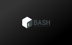 GNU Bash Black by PainlessRob