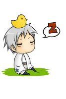 APH: Being awesome is tiring by devianita
