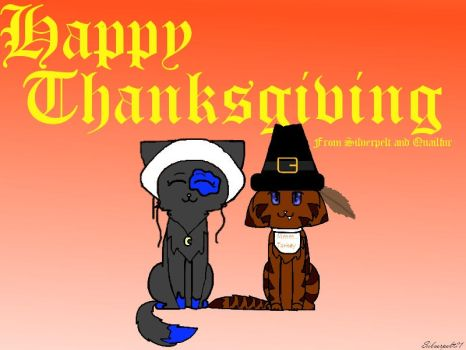 Happy Thanksgiving 2011 by Silverpelt21