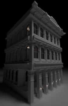 Building Facade by TheCleverFox