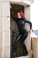 Latex Tower by Odette-Roissy