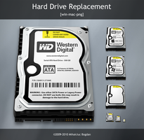 Hard Drive Replacement 1.1 by bogo-d