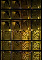Golden Panel by baba49
