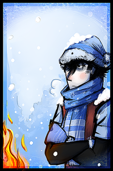 The winter is coming by CheetahEfa