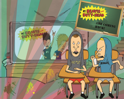 Beavis And Butthead by ShinSoulThief