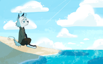 ocean calling by claireone