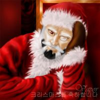 Gejutel K Landegre Wishes You a Merry Christmas by FleetingVapor