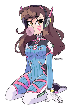 d.va by marreeps