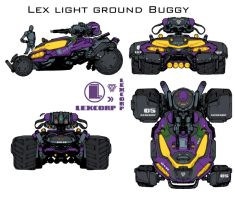 LexCORP 'scoutbuggy' by Chuckdee