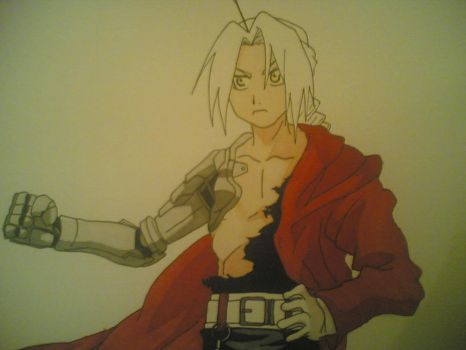 Ed Elric by Ash-Smith