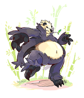 Messin' with the wrong Pangoro