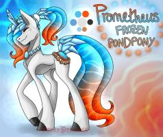 Prometheus: Frozen PondPony by TardyPrincess