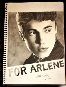 Justin Bieber BELIEVE by HUKUforALL