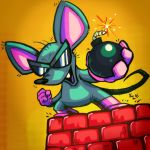 Mouser! by eric3dee
