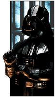 Vader : Colours by salvagion