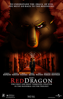 Red Dragon by TomCat-Priest