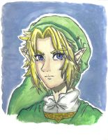 The Legend of Zelda - Link by mysteriousdbzgt