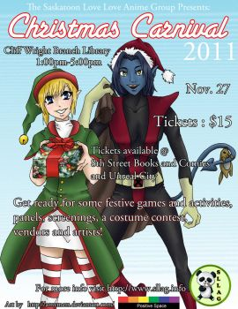 Christmas Carnival 2011 by AmyMers
