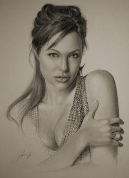 angelina glamour by krzysztof20d