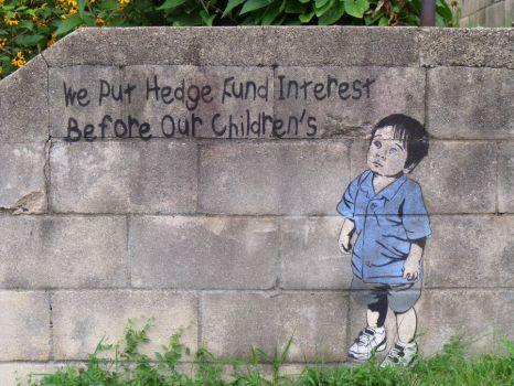 Hedge Fund by Klydetheless