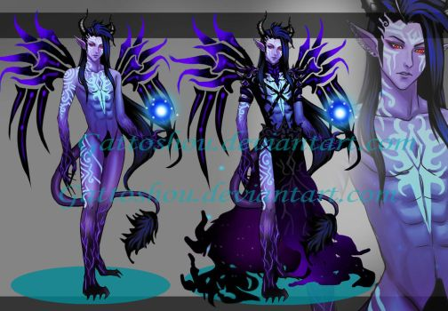 Collab MALE VALIX ADOPT 100 [CLOSED] by GattoAdopts