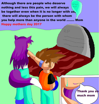Happy day of mothers please by pokeball012