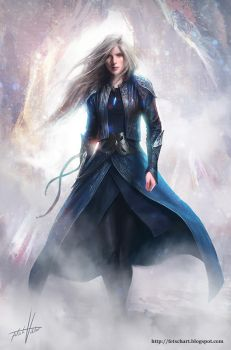 Throne of Glass by Fetsch