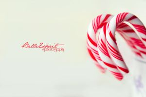 Candy Canes by BelleEsprit