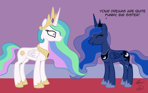 Funny Dreams by ForeverIncompetent