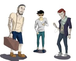 Hipster by Feodora11