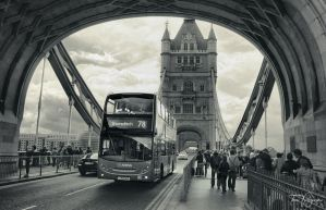 London City Life by Pajunen