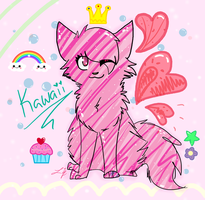 Queen of Kawaii by Lizzle1