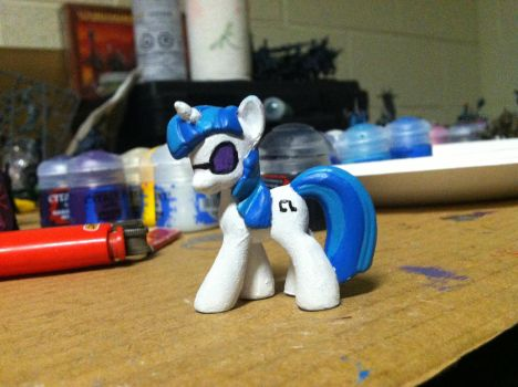 Custom DJ Pon-3 by Maskdot