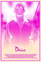 Drive movie poster by Lafar88