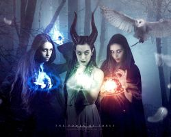 The Power of Three by dreamswoman