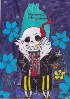 Flowerfell Sans by SansTheSkeleton77