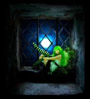 The Green Fairy by Pretty-in-Pixels