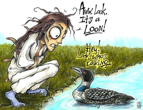 Loons by Loony-Madness