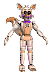 Funtime Lolbit by RKW2004