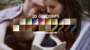 20 Gradients by Discopada