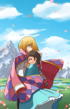 Howls Moving Castle by shanalikeanna