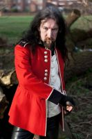 Red Coat stock 4 by Random-Acts-Stock