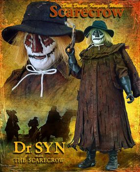 Dr. Syn alias the Scarecrow by kingsley-wallis