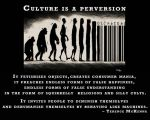Culture Is Perversion by uki--uki