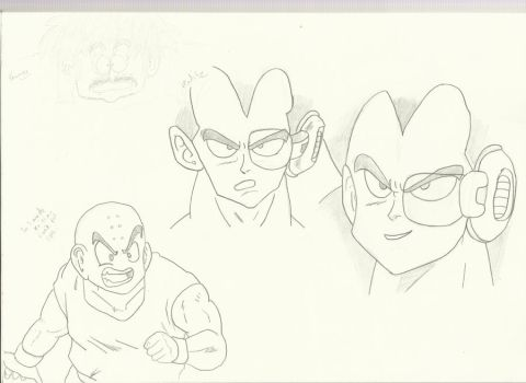 DBZ collection 4 by butt-4-brains