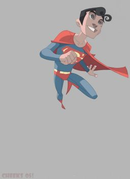 Superboy by cheeks-74