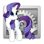 system preferences icon rarity by spikeslashrarity