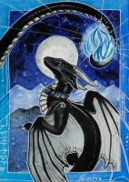 ACEO for Caelthar by Forestia