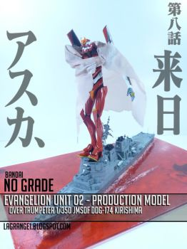 EVA-02 Production Model Custom by shithlord