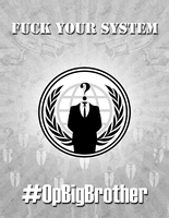 Fuck Your System 1 by OpGraffiti